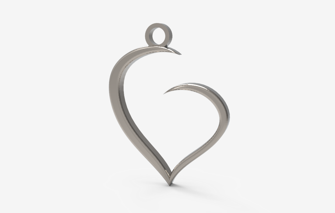 heart-shaped-pendant