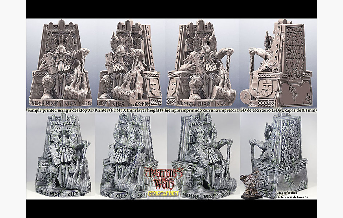 dwarf-king-statue