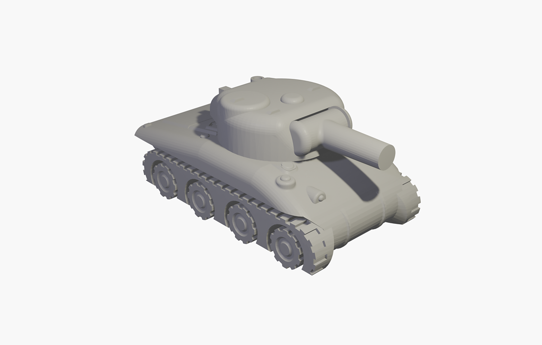 mini-m4-sherman