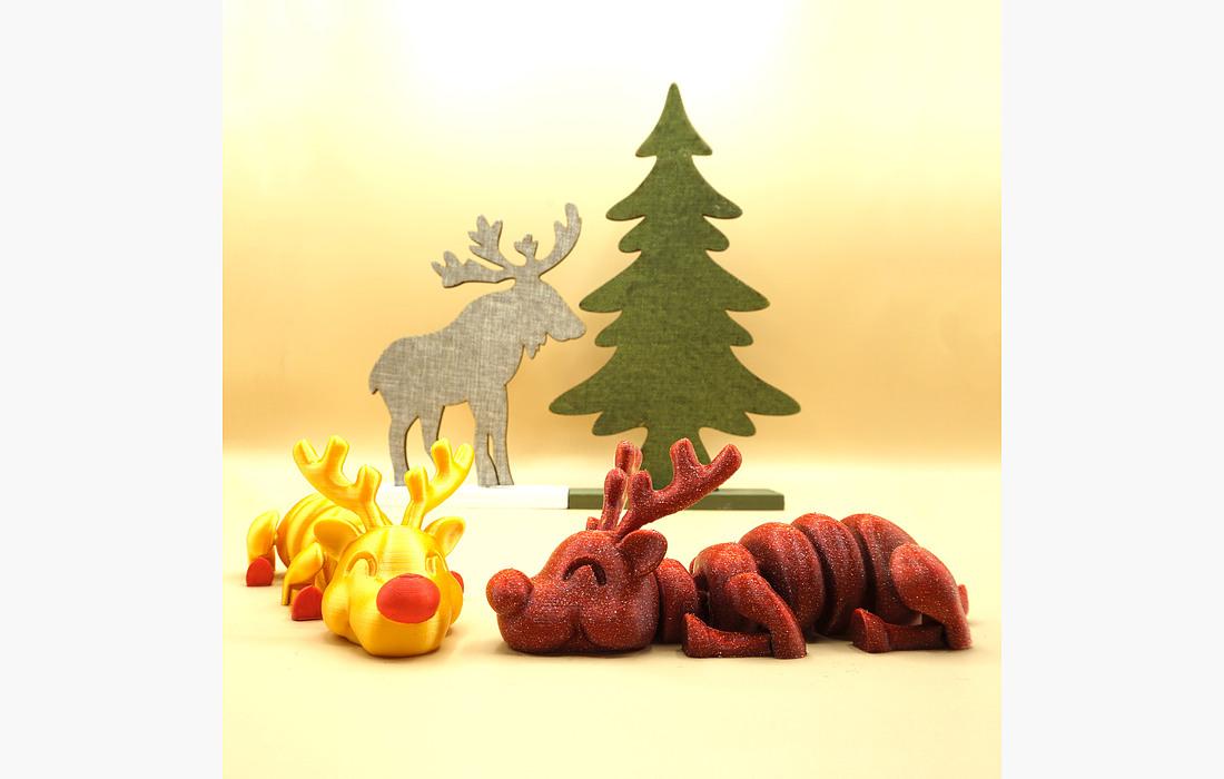 lazy-reindeer
