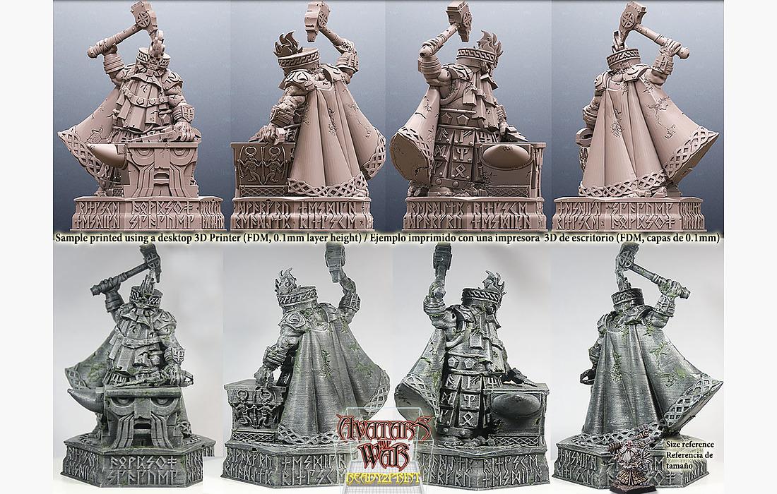 dwarf-runesmith-statue