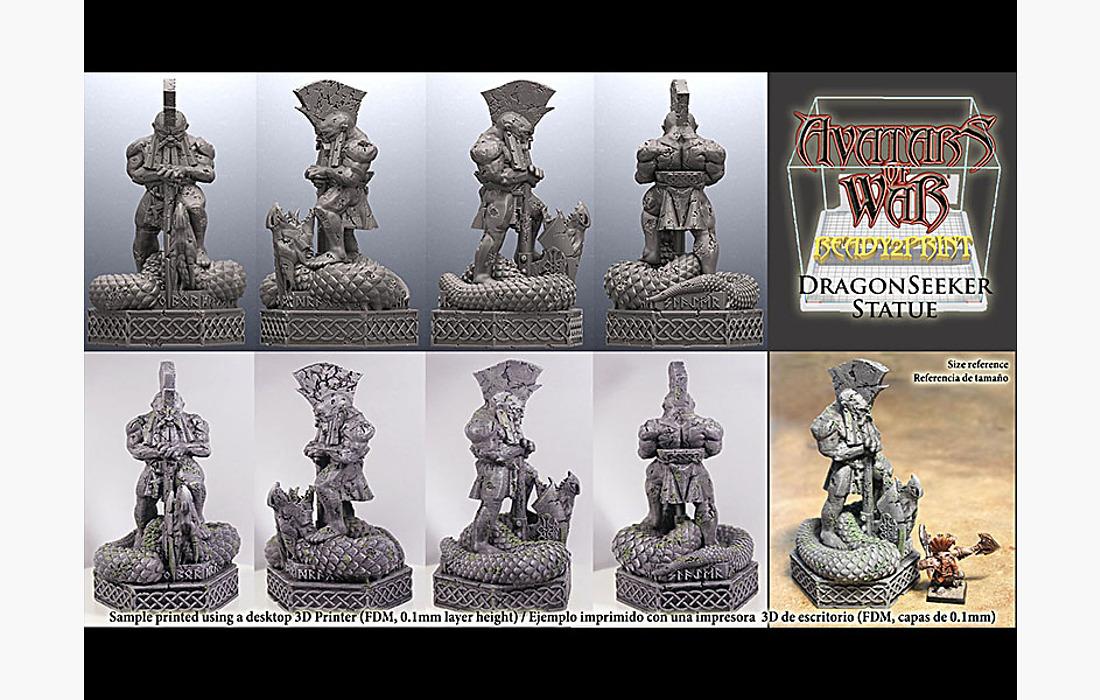 dwarf-dragonseeker-statue