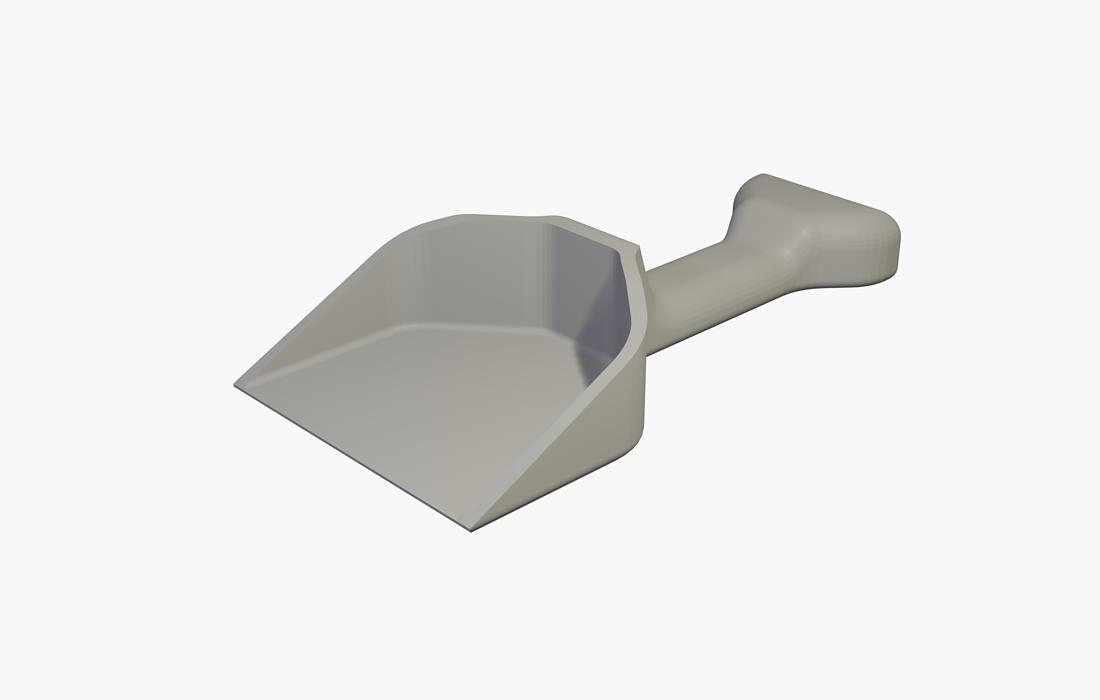 small-spade
